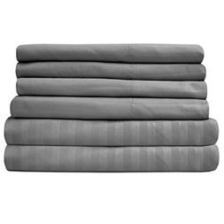Sweet Home Collection 6 Piece 1500 Thread Count Egyptian Qua