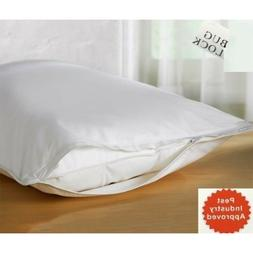Bed Pillows Protector Set of 2 King Size Hypoallergenic Micr