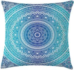 Ambesonne Ethnic Throw Pillow Cushion Cover, Universe Cultur