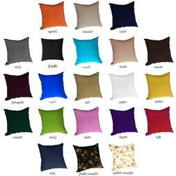Fashion Cushion Cover Pillow Case Home Sofa Decor size 12 18