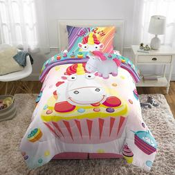 Franco Kids Bedding Super Soft Comforter with Sheets and Plu