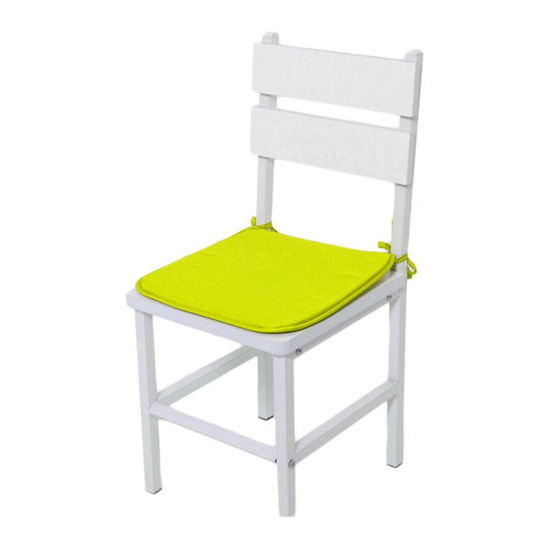 Chair Pads with Tie Dining Room Garden Outdoor
