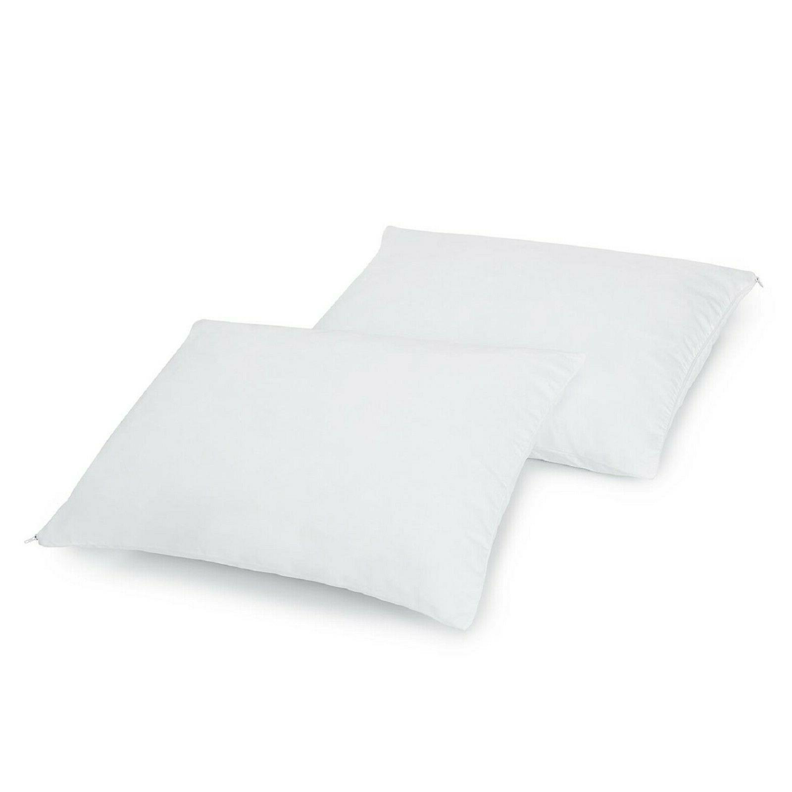 Serta Gel Foam Cluster Classic Bed Pillows 2-pack Free Shipping