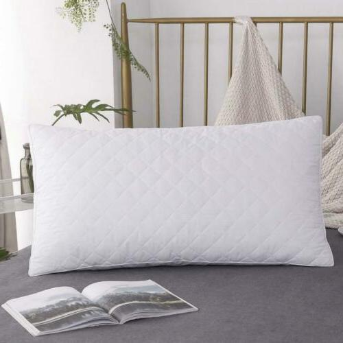 Set of Down and Queen Pillows Sleep