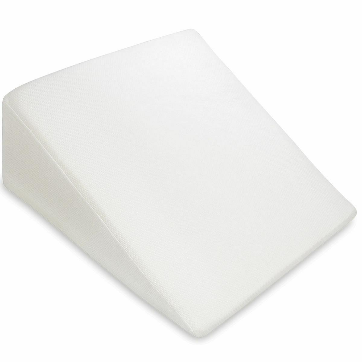 wedge pillow for acid reflux pain support