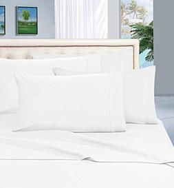 Elegant Comfort 2 Piece Luxurious Silky-Soft Pillowcases, Ki