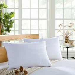 Luxury Down Pillows Queen Size Bed Pillows for sleeping -100