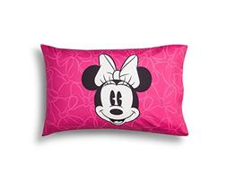Mickey Mouse & Friends® Minnie Mouse  Gray & Pink Pillo