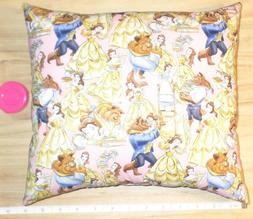 New Disney Beauty and the Beast - Cotton Fabric Pillow - Han