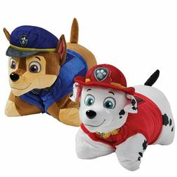 Nickelodeon Paw Patrol Combo Pack - Chase and Marshall