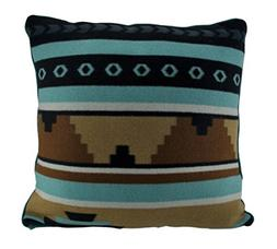 Zeckos Polyester Throw Pillows Rustic Southwest Lodge Decora