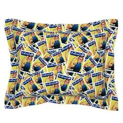 Rosie The Riveter Vintage Feminist We Can Do It Lady Pillow