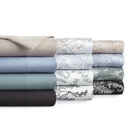 Ultra-Soft 4-Piece Deep Pocket Printed and Solid Color Sheet