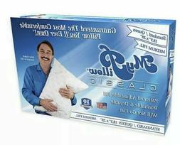 My Pillow WHITE Standard / Queen Size Classic Bed Pillow Med